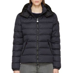 Moncler Black Puffer Coat RARE and Discontinued
